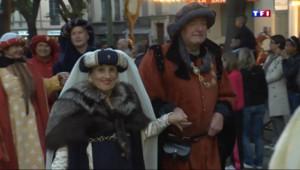 Le 13 heures du 22 mai 2015 : Feria de Nîmes : les festivités ont commencé - 1796