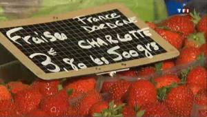 Les prix des fruits et légumes restent stables