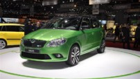 Photo 2 : Fabia RS et Combi RS : Plaisir dessence