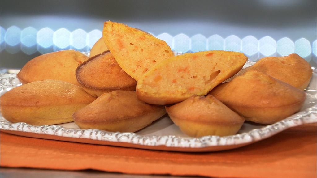 Madeleine la courge musqu e petits plats en equilibre - Recette cuisine tf1 petit plat en equilibre ...
