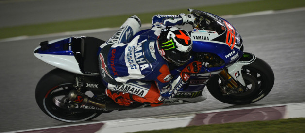 Jorge Lorenzo - Qualifications GP Qatar