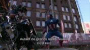 Avengers- Making of Rassemblement