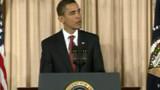 Obama ménage Israéliens et Palestiniens