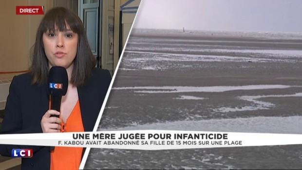 """Adélaïde, noyée à Berck-sur-Mer : le procès de sa mère s'ouvre, """"sa psychologie complexe"""""""