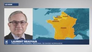 Claude Gewerc, président PS du conseil régional de Picardie