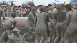 Corée du Sud : près de 3 millions de touristes au festival de la boue