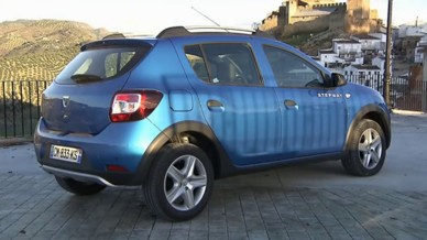 la nouvelle dacia sandero stepway 2012 l 39 essai dacia automoto. Black Bedroom Furniture Sets. Home Design Ideas