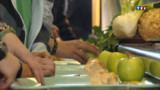 Allemagne : épidémie de gastro-entérite à la cantine ?