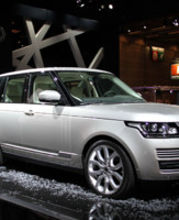 Range Rover Mondial Auto 2012