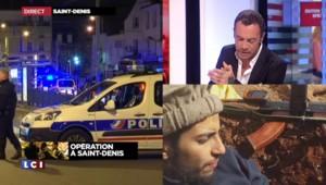 Assaut à Saint-Denis : Abdelhamid Abaaoud dans l'appartement avec cinq personnes ?