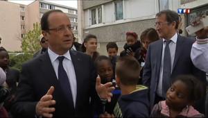 Le 20 heures du 30 avril 2013 : Hollande renouvelle sa promesse d%u2019inverser la courbe du ch�e - 249.997