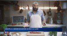 "Mondial de rugby : Chabal ""cuisine le rosbeef"", mode d'emploi"