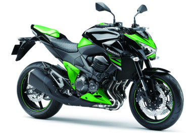 Moto : le Roadster Kawasaki Z800