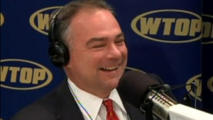 obama blague telephone tim kaine