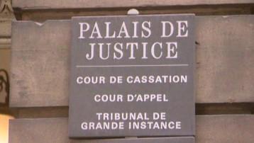 Palais de justice tribunal cour d'appel cassation