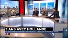 Trois ans de l'élection de Hollande : un Président à l'égo moindre par rapport à ses prédécesseurs ?