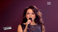 "Ludivine interprète en direct ""Crazy in love"" de Beyonce et ""Crazy"" de Gnarls Barkley"""