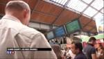 Canicule : mercredi, journée noire dans les transports franciliens