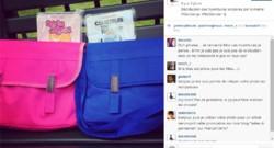 Capture d'écran du post Instagram de @DocShadok le 1er septembre 2014
