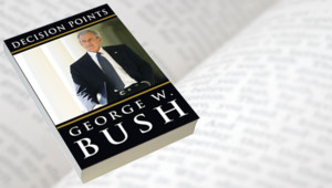 """""""Decision points"""", le livre de Mémoires de George W. Bush"""