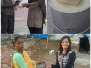 "En Inde, le ""Rice Bucket Challenge"" remplace le ""Ice Bucket Challenge"""