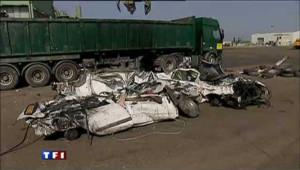 Le traitement des déchets dangeureux en question