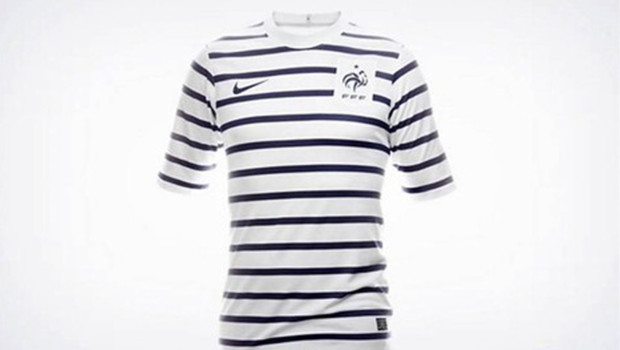 Maillot de l'équipe de France de football