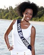 Miss Pays de Loire 2010 - Laetitia Legros - Election candidate Miss France 2011- © SIPA - Interdit à toute reproduction, téléchargement ou stockage