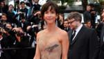 Sophie Marceau sur le tapis rouge du Festival de Cannes le 24 mai 2014