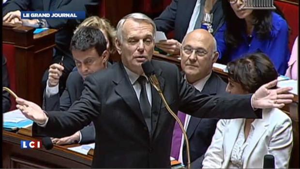 """Ayrault : """"ce dont nous héritons ne nous rend pas la tâche facile"""""""