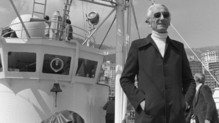 commandant cousteau