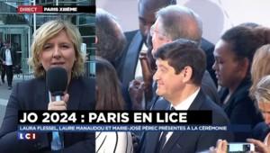 JO 2024 : la ville de Paris officiellement candidate