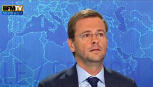 L'ex-directeur adjoint de la campagne de Nicolas Sarkozy en 2012, Jérôme Lavrilleux, sur BFMTV le 26 mai 2014