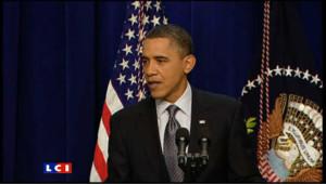 Obama condamne la répression des manifestations en Iran