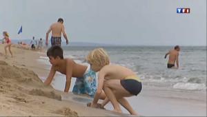 Sur la plage, méfiez-vous des noyades