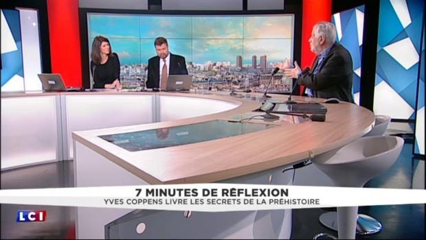 """Yves Coppens et la préhistoire : """"Il est petit, il ne grimpe plus et a des dents particulières"""""""