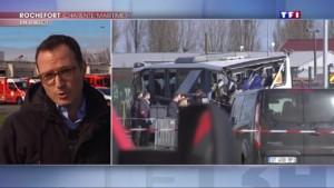 Accident de car à Rochefort : l'enquête devrait déterminer s'il y a eu négligence