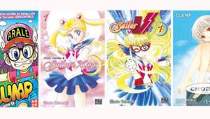 Dr Slump Sailor Moon Chobits