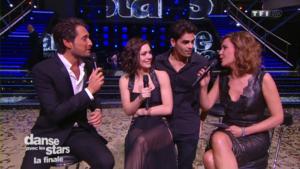 Interview exclu de Nathalie Péchalat après la Finale de Danse avec les stars