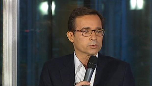 Jean-Luc Delarue le 2 décembre 2011 à France Télévision