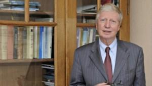 Jules Hoffmann, prix Nobel de médecine