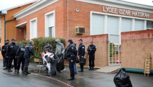 La fusillade a eu lieu lundi matin devant le collège juif Ozar Hatorah de Toulouse.