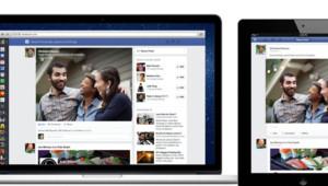 Le fil d'actualités de Facebook (7 mars 2013)