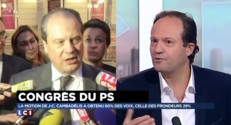 """""""On veut faire Syriza et Podemos au sein du PS"""" déclare Germain"""