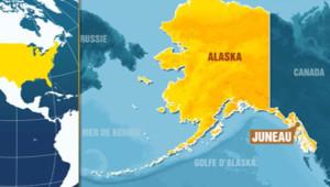 Un séisme de 7,7 s'est produit au large de l'Alaska le 05 janvier 2013.