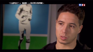 Samir Nasri dans Tlfoot