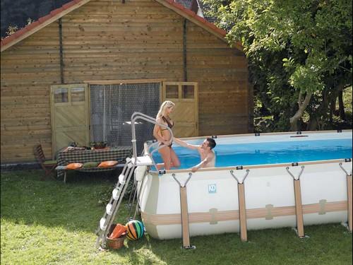 amnagement autour d une piscine hors sol amenagement. Black Bedroom Furniture Sets. Home Design Ideas