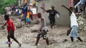 """Caraïbes : Erika perd en intensité et n'est plus une """"tempête tropicale"""""""