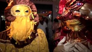 """En Guyane, le carnaval des femmes masqués : les """"Touloulous"""""""