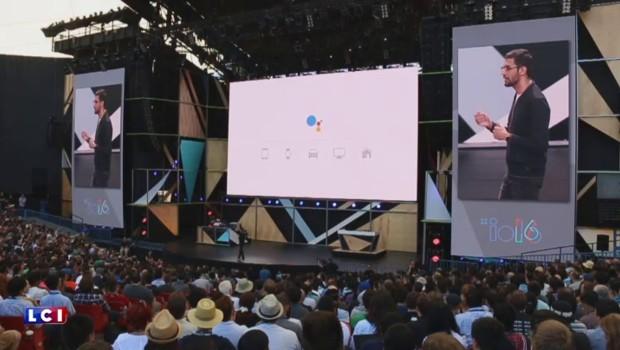 Google dévoile un assistant virtuel